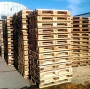 Палеты и деревянные поддоны недорого,  продам