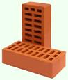 Кирпич керамический блок