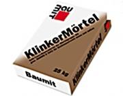 Растворимая смесь для кладки Баумит Клинкер Мьортель ( Baumit KlinkerM