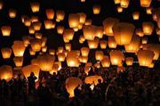 Китайские (небесные) фонарики