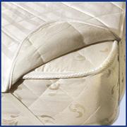 Ортопедические матрасы,  чехлы наматрасники от фабрики-производителя п
