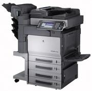 Лазерний кольоровий принтер (сканер ксерокс)Konica Minolta Bizhub C350