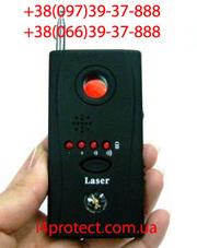 Портативний детектор  камер і прослушки.
