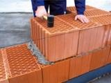 Керамічні блоки та цегла (250х380х240) (250х450х240) (120х500х240)