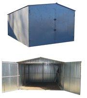 металевий гараж ,  різних розмірів швидкозбірний