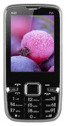 Мобильный телефон  Keepon N40 (2 sim,  tv)  с 2-мя сим-картами