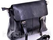 Женская сумка планшет из натуральной кожи