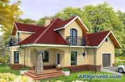 Проекти будинків,  коттеджів,  дач