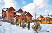 Зимние приключения в лагере «Петрос» в Карпатах.