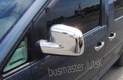 Хром-накладки Volkswagen Caddy на зеркала,  ручки,  решетку