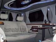 Автомобільні шторки  Mercedes Vito