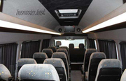 Штори Volkswagen Crafter