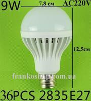 Светодиодные лампы 9 Вт