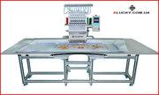 Срочно! Продается (промышленная) вышивальная машина Еlucky от производ
