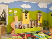 Дитячі меблі для дитячих садків,  дитячих навчальних закладів