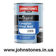 Виниловые краски для интерьера Johnstones