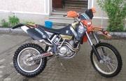 Продам мотоцикл KTM-400