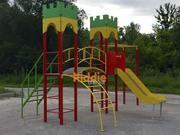 Игровые комплексы и детские площадки//