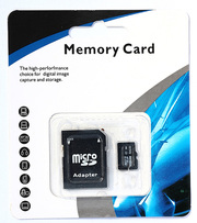 Віддам безкоштовно карту пам'яті micro SD 64Gb.
