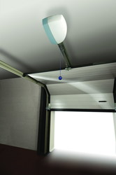Автоматика для секционных гаражных ворот AN-MOTORS,  Comunello,  Marante