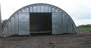 строительство  бескаркасных  арочных сооружений (рынки, ангары, склады)