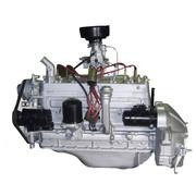 Двигатель атомобиля ЗИЛ-157 ремонтный.
