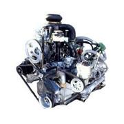 Двигатель атомобиля ЗИЛ-130 в сборе без коробки передач c хранения.