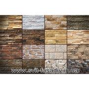 Штучний камінь в Івано-Франківську,  декоративні фасадні матеріали