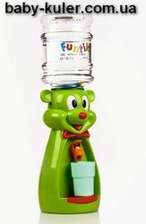 Яркие детские кулеры для воды.