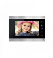 Цветной Видеодомофон Green Vision GV-052-J-VD7SD Silver