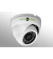 2 Mp Гібридна Купольна Камера GV-037-GHD-H-DIS20-20 1080р
