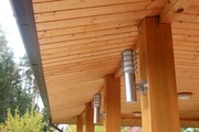 Имитация бруса сосна для внутренних работ в Ивано-Франковску