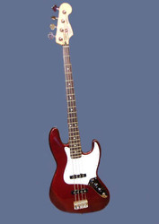Fender Jazz Bass Deluxe V. Made in Mexico,  2000 year