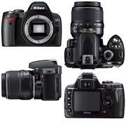 Nikon D 40 4000грн.