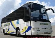 автобусные рейсы в Германию и Испанию